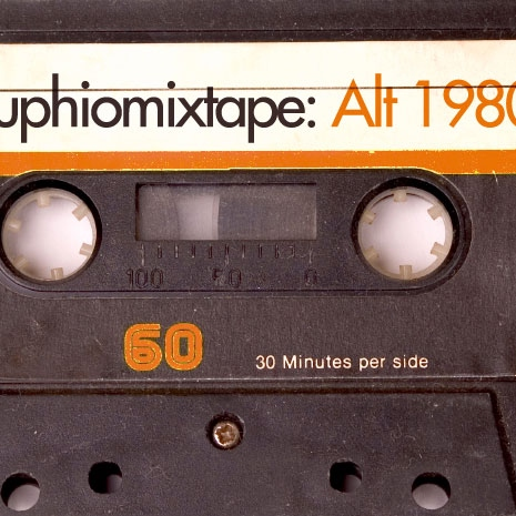 Euphiomixtape: Alternative 80s