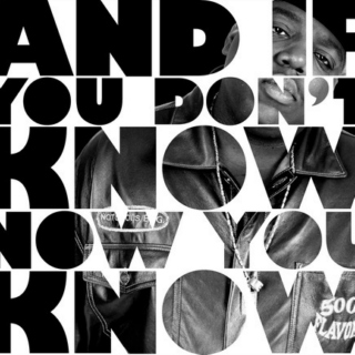 And if you don't know...