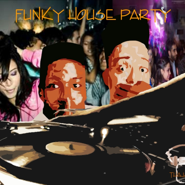 Funky Soul House Party