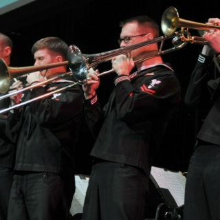 "Navy Band Great Lakes ""Liberty Call"" 2012"