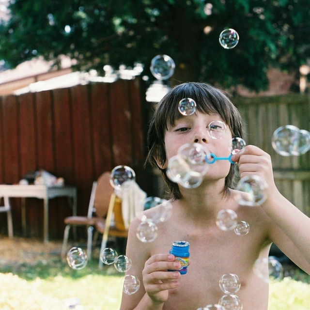 music to blow bubbles to