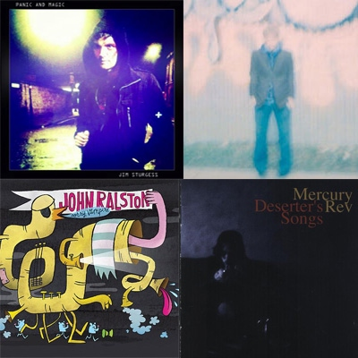 Songs for driving through the snow