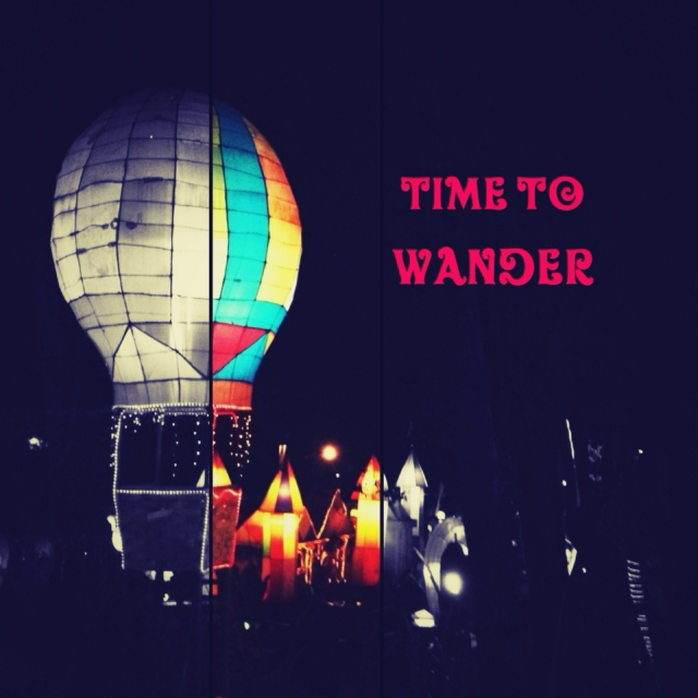 Time to Wander