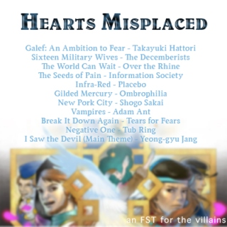 Villains: Hearts Misplaced