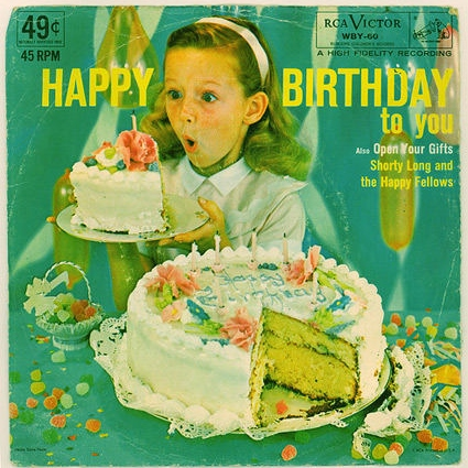 Birthday Mix for Goodafternoone
