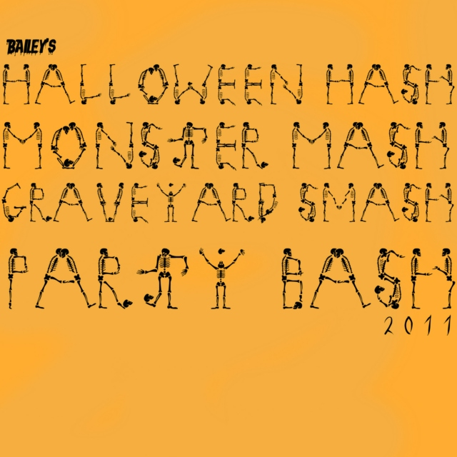 The How To Halloween Hash