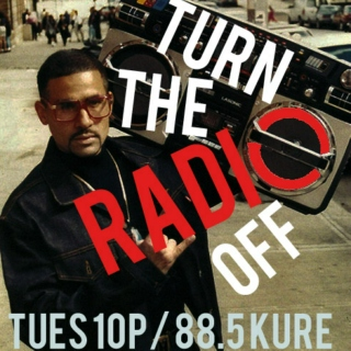 turn the radio off: february 7, 2012.