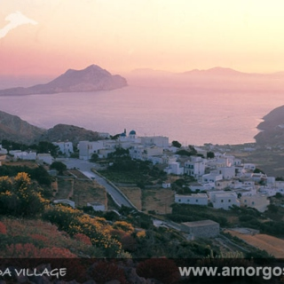 Where is Amorgos ?