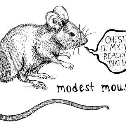 Modest Mouse Covers