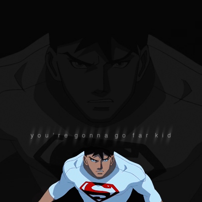 you're gonna go far, kid ( a superboy fst )