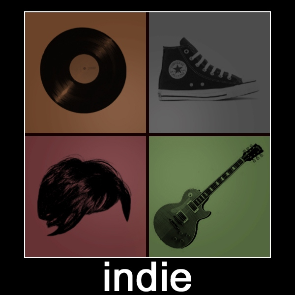 In an Indie mood <3