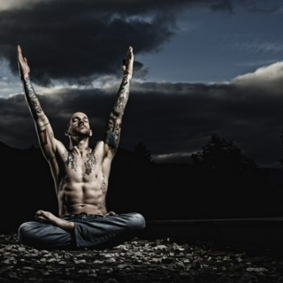 Alternative Warrior Yoga