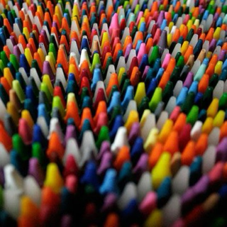 A Box Full of Crayons