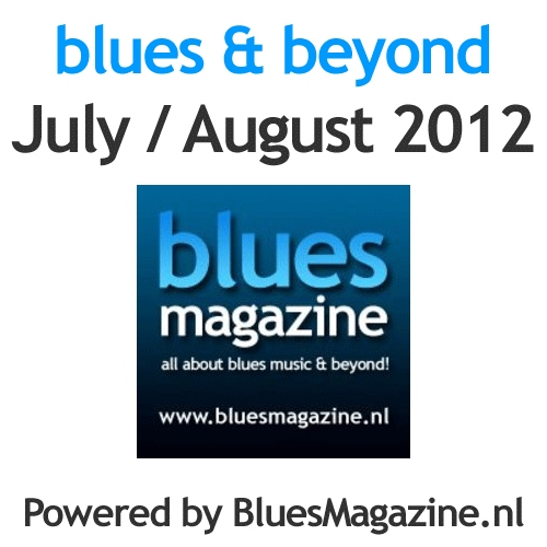 Blues & Beyond - July / August 2012 Mix