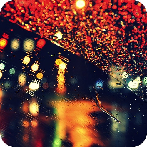 It's raining and you're feeling lonely. This is the music that we'll help your mood back up to study/chill.