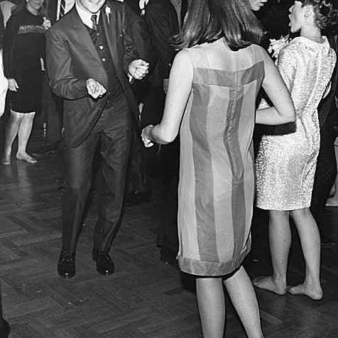 Junior High School Dance, 1966