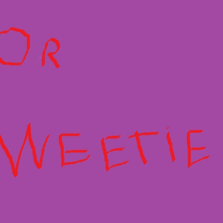 for sweetie