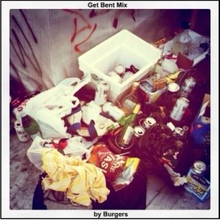 Get Bent Mix by Burgers