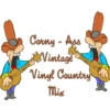 Corny-Ass Vintage Vinyl Country Mix