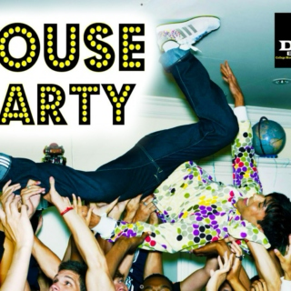 Welcome To My House Party!!!!