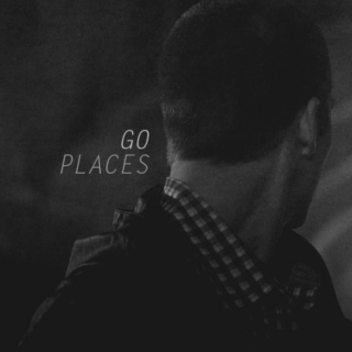 ▹ GO PLACES, a stiles stilinski mix.