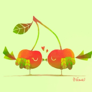 For the lovebirds ♥