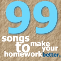 99 songs to make your homework better.