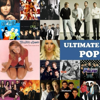 Ultimate POP Hits (90s to Early 2000s)