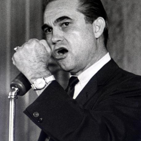 George Wallace was the Governor of Alabama.