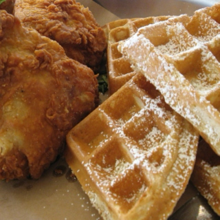 Chicken n Waffles