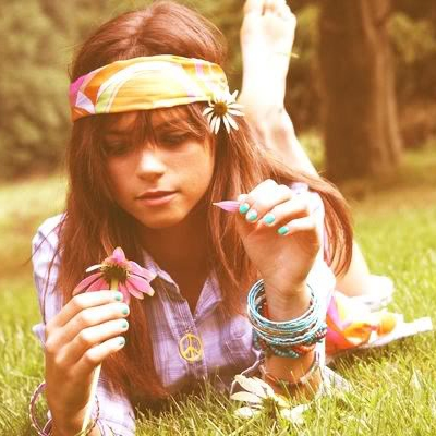 I Want To Be A Hippie When I Grow Up