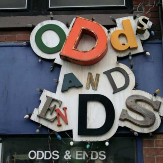 Odds and Ends 8tracks mix