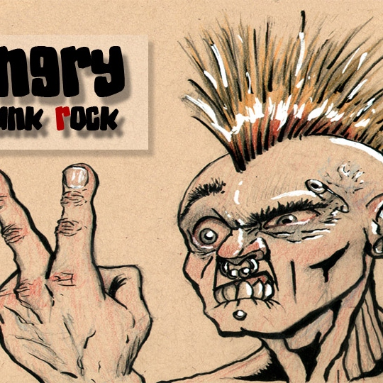 Angry Punk Rock