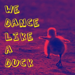 We Dance Like A Duck! Vol.1 - DJ Duckydeen