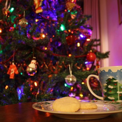 Christmas Everywhere, All The Time