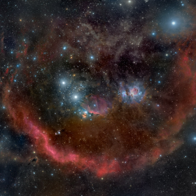 Coma in the Cosmos