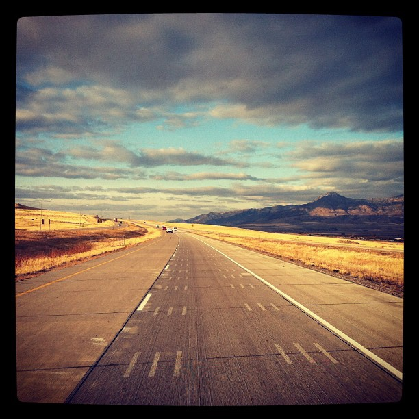 Hello Mellow - Songs for Long Highways