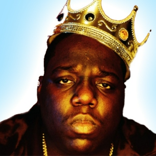 Notorious B.I.G. like you've never heard him before.