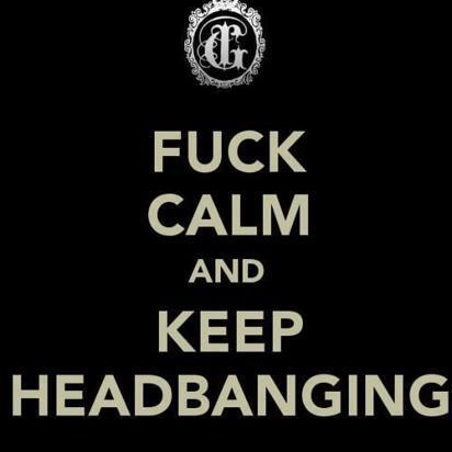 Bang Your Head!