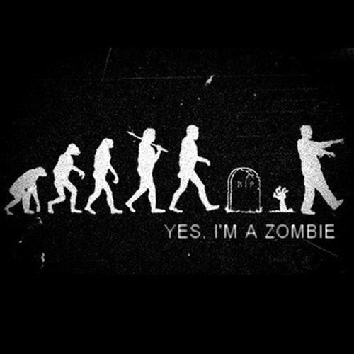 Shit, not another zombie apocalypse