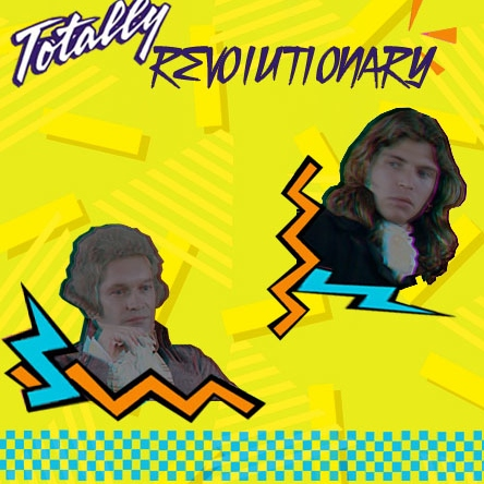Totally Revolutionary //  80s Fanmix
