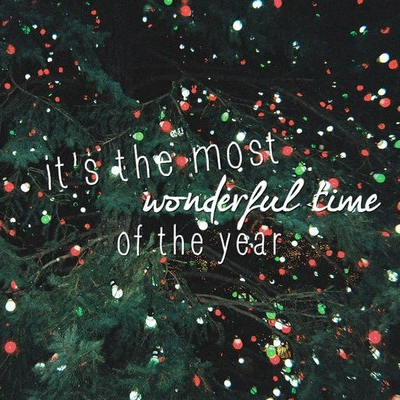 The most wonderful time eVER! ❄ ♥