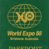 Passport to Expo 88
