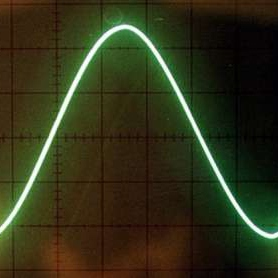Sawtooth and Sine Wave
