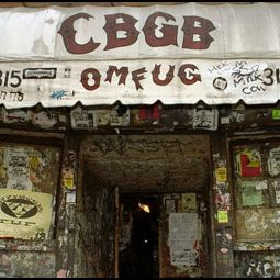 Where is MY CBGB's?