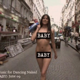 Music for Dancing Naked (BABY BABY)