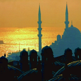 Istanbul, here I come.