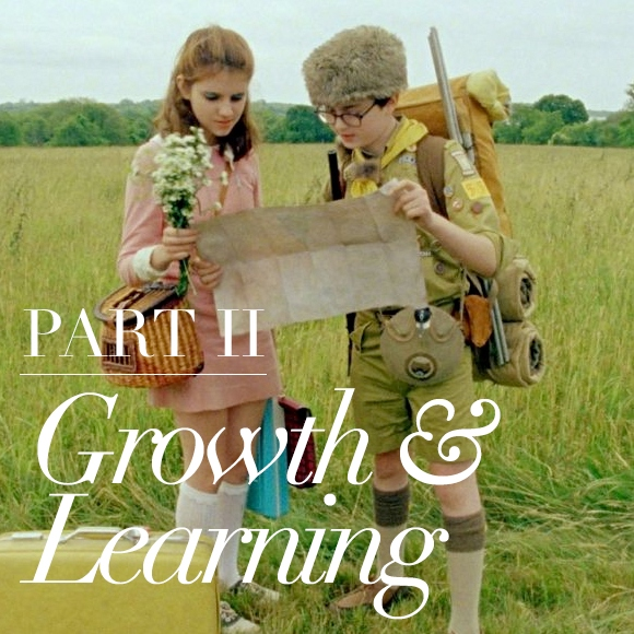 The Meaning of Life Part II: Growth And Learning