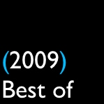 Best of 2009 so far