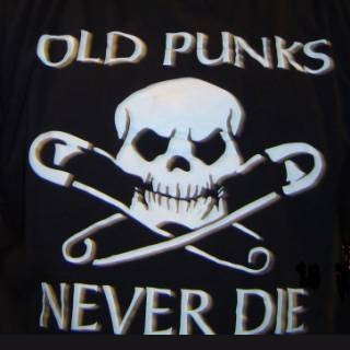 rock n' roll for aging punks